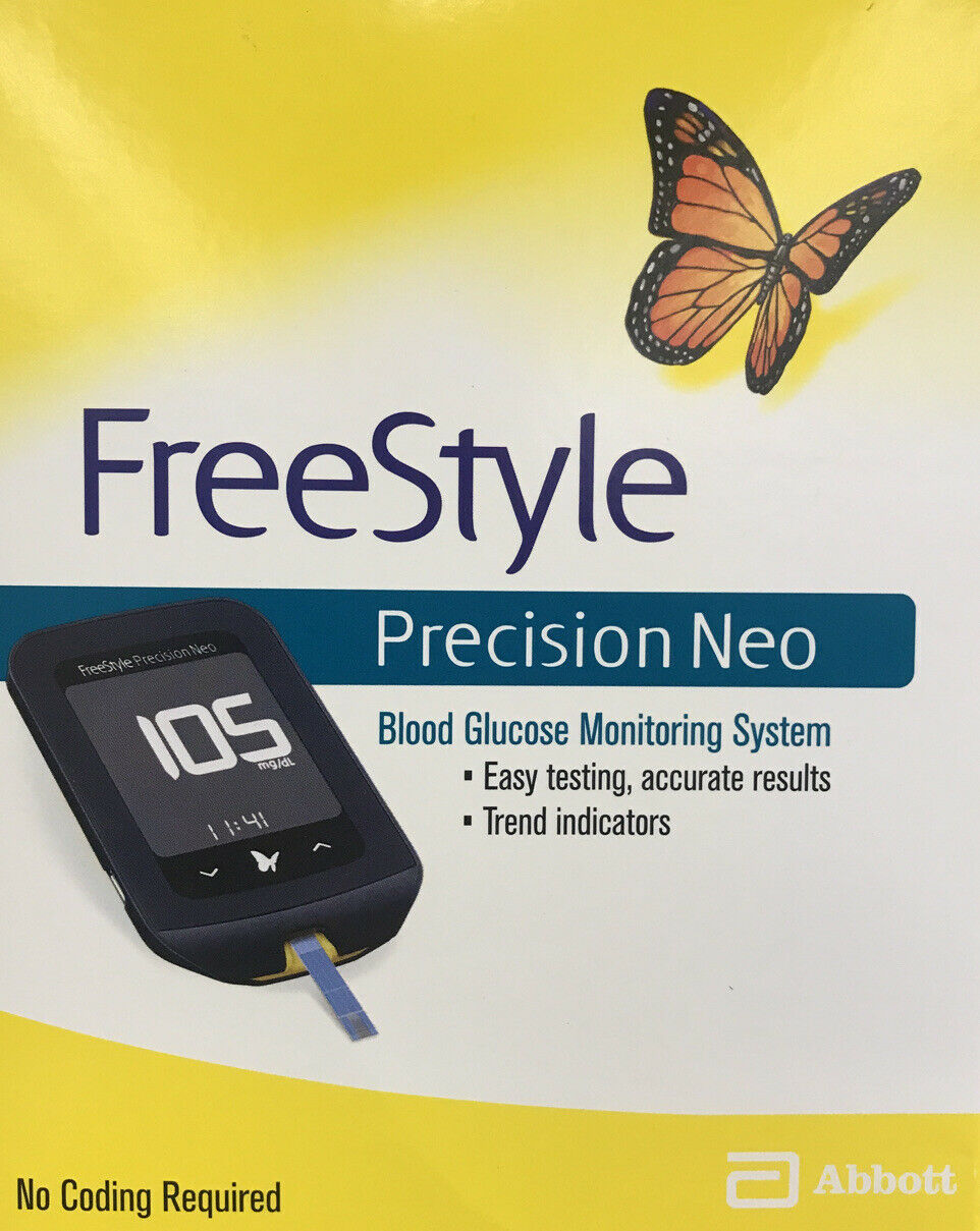 FreeStyle Precision Neo Meter & Ketone Monitor