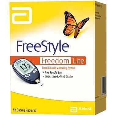Freestyle Freedom Lite Meter