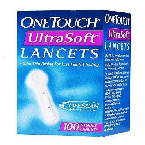 OneTouch UltraSoft Lancets