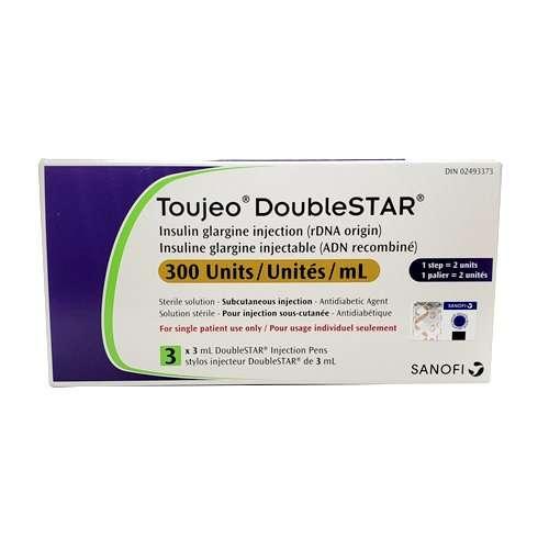 TOUJEO® DoubleSTAR® Insulin