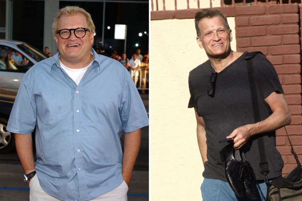 Drew Carey Weight Loss Comparision