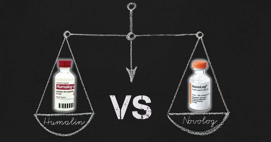 Humalog vs Novolog: What are the Main Differences?