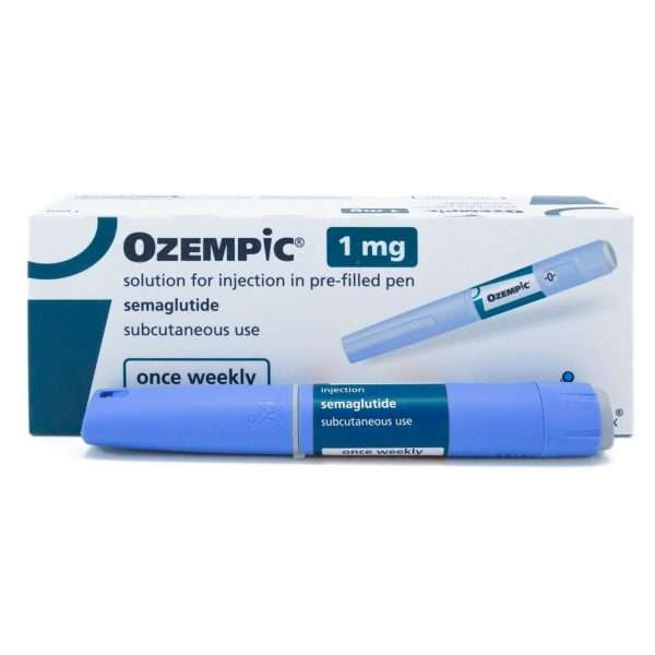 Ozempic Semaglutide Injection (1 mg dose)