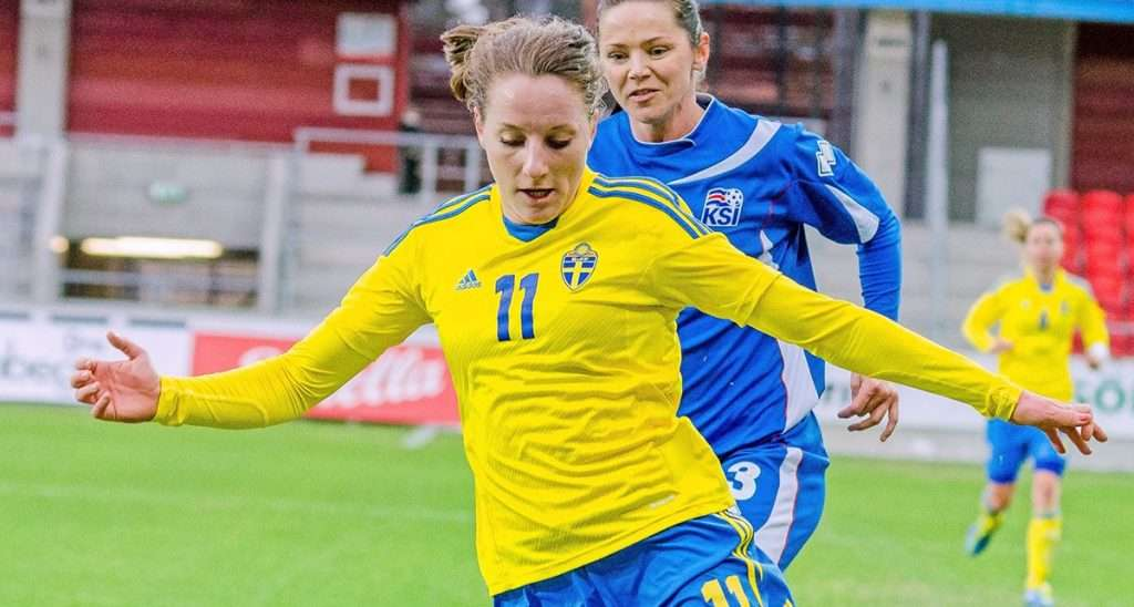 Antonia Goransson - Football (Soccer) - Sweden