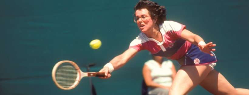 Billy Jean King - Tennis - United STates