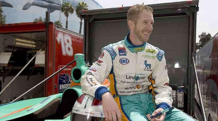 Charlie Newton Kimball - Race Car Driver - United States