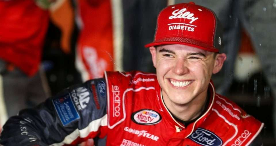 Ryan Reed - Race Car Driver - United States