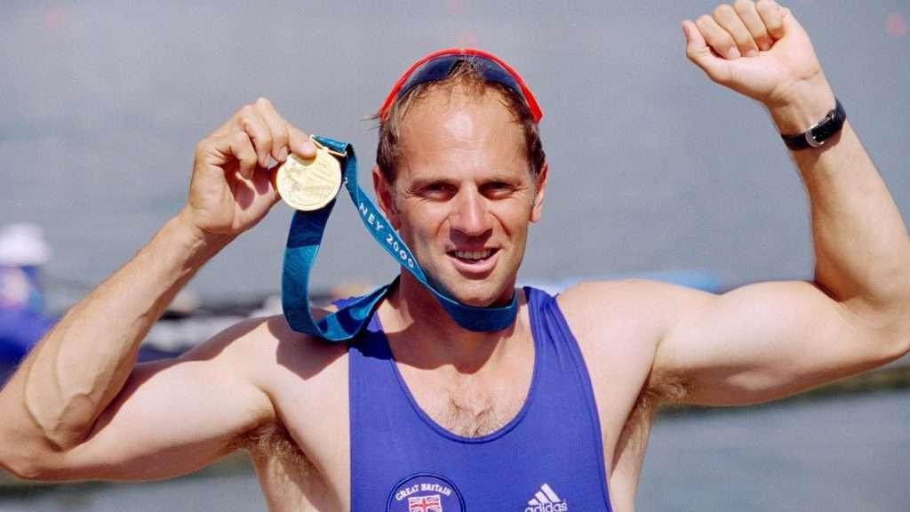 Steve Redgrave - Rower - England