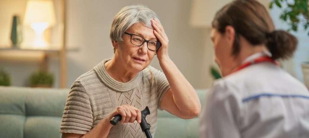 Diabetes Patient Speaking with Doctor