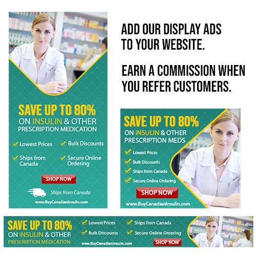 Affiliate Program for Online Pharmacy Display Ads