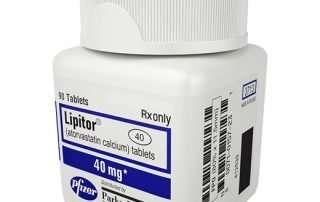 Lipitor (Atorvastatin)