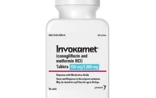 Invokamet (Canagliflozin, Metformin Hydrochloride)